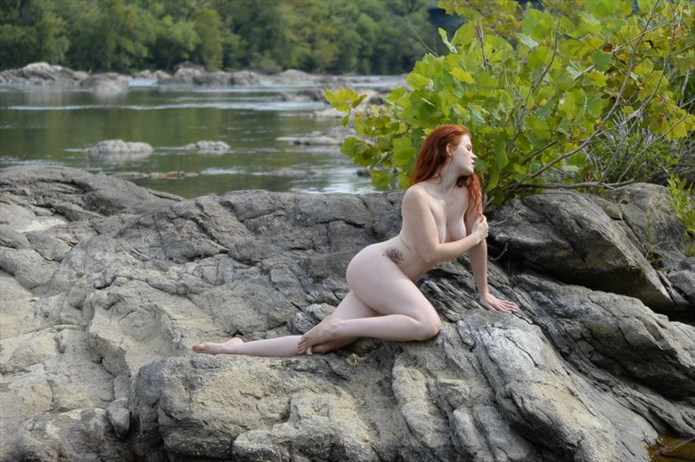 that ivy girl in nature artistic nude photo by photographer afplcc