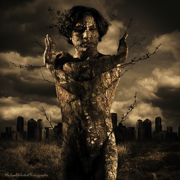 the Dispossession of the Dreaming Surreal Photo by Photographer Michael Bilotta