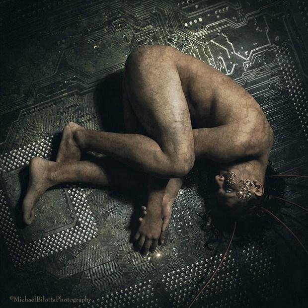 the Empathy Test Artistic Nude Photo by Photographer Michael Bilotta