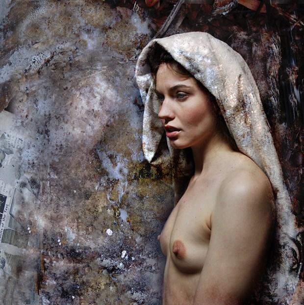 the Magdalene Erotic Photo by Photographer Thomas Dodd
