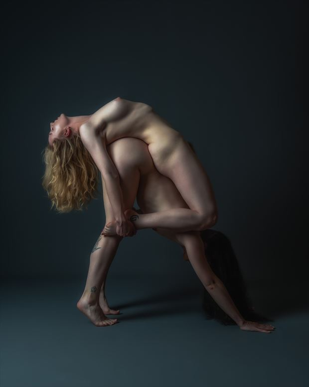 the a team artistic nude artwork by photographer neilh