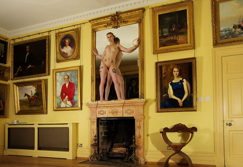 the art gallery artistic nude photo by photographer russb