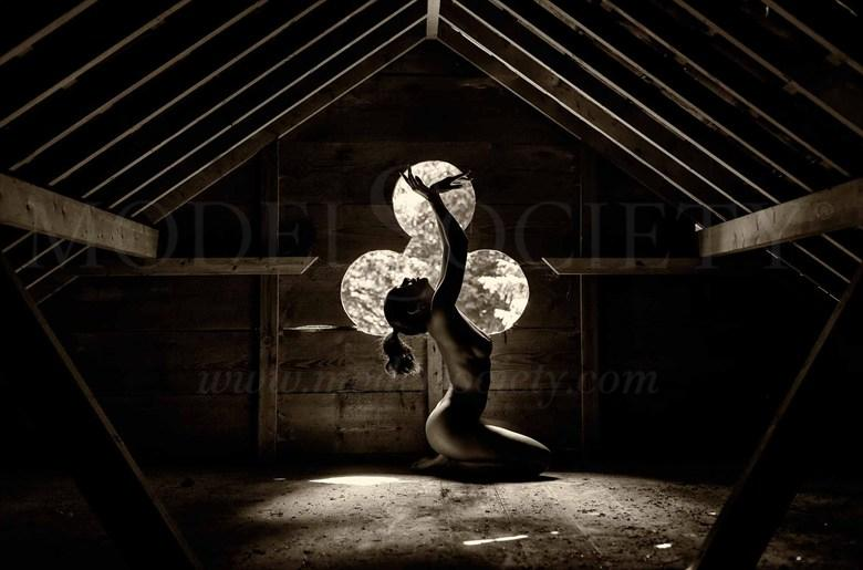 the attic 1 Artistic Nude Photo by Photographer BenErnst