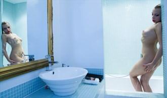 the bathroom erotic photo by photographer looking_eye