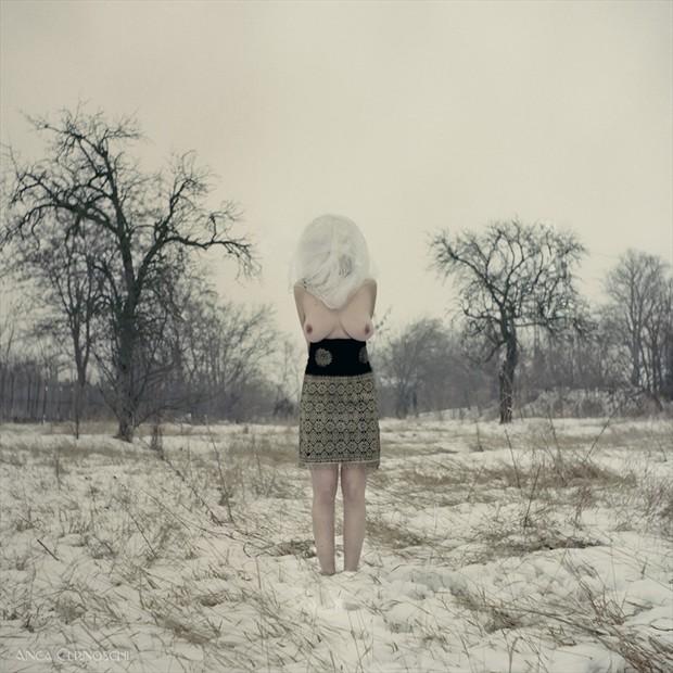 the bride Artistic Nude Photo by Photographer Anca Cernoschi