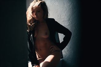 the business woman artistic nude photo by model missmissy