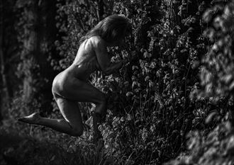 the challenge artistic nude photo by photographer kreative light