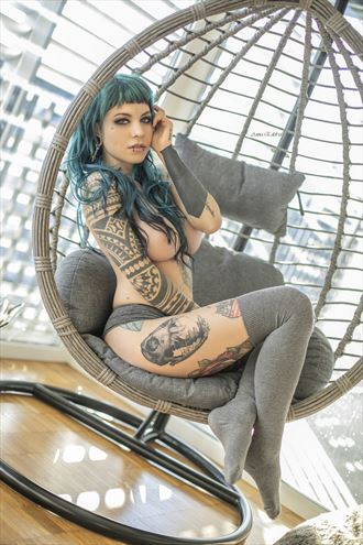 the chill zone tattoos photo by photographer anna edelride