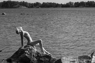 the cliff artistic nude photo by photographer modella foto