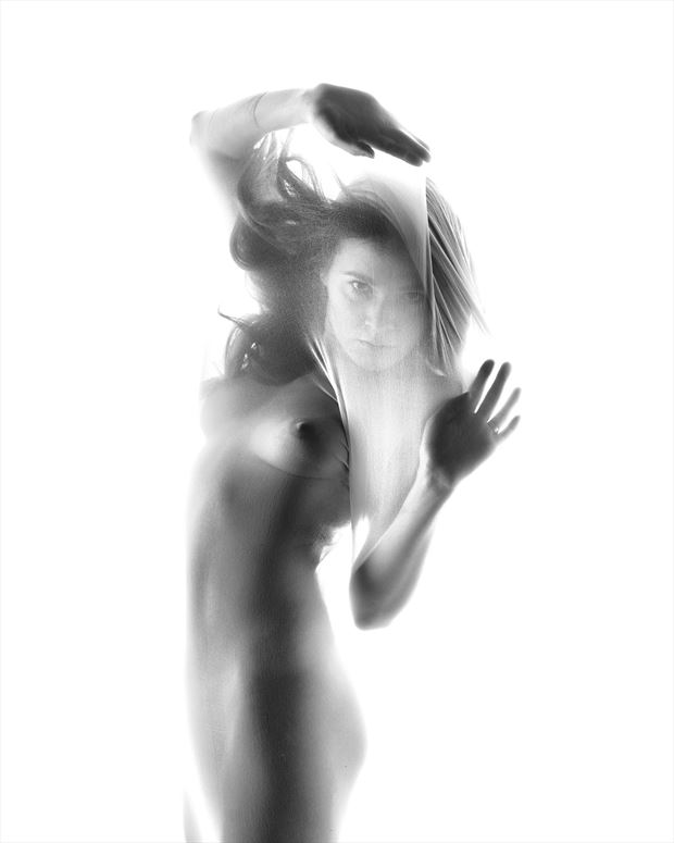 the cocoon artistic nude photo by model missmissy