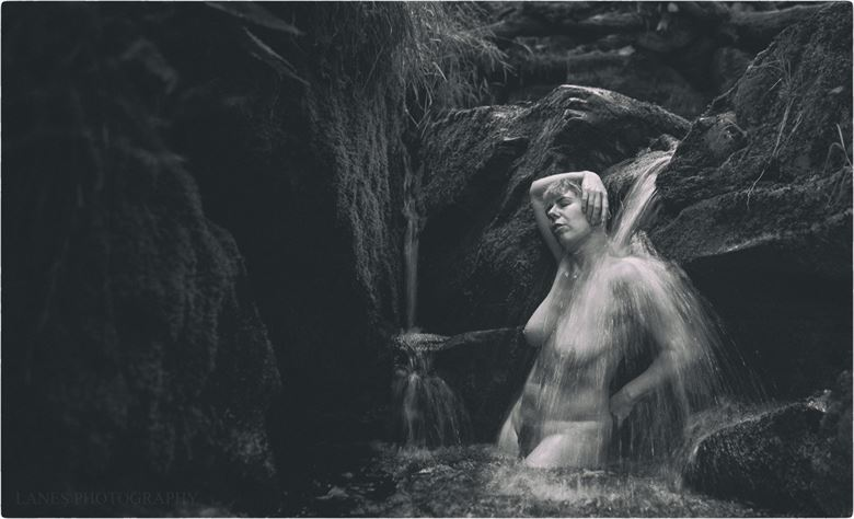 the coolest place to be artistic nude photo by photographer lanes photography