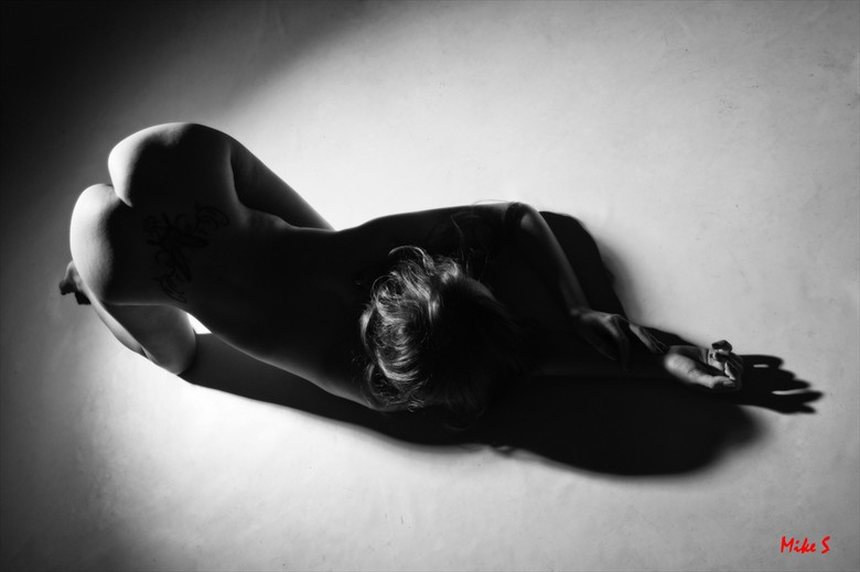 the curves Artistic Nude Artwork by Photographer Mike S