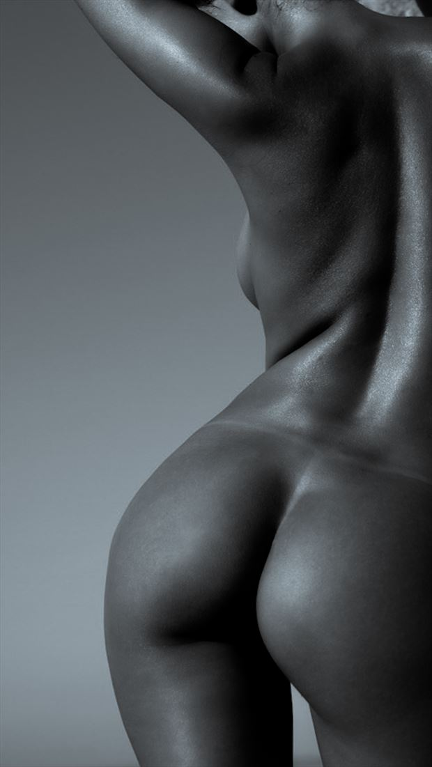 the curves artistic nude photo by artist pradip chakraborty