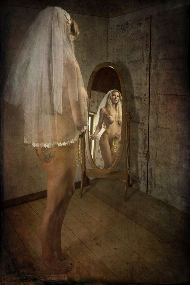 the dream artistic nude photo by photographer milchuk