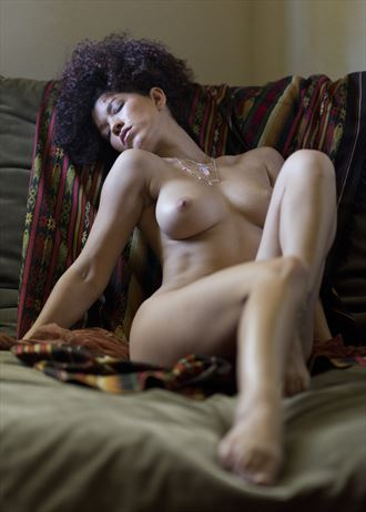 the dreamer artistic nude photo by photographer alan h bruce