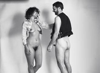 the erotic couple 3 artistic nude artwork by artist mr tello mm