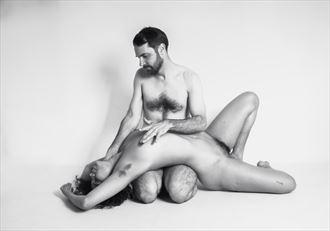 the erotic couple 5 artistic nude artwork by artist mr tello mm