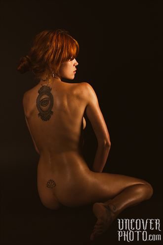 the eye artistic nude photo by photographer uncoverphoto