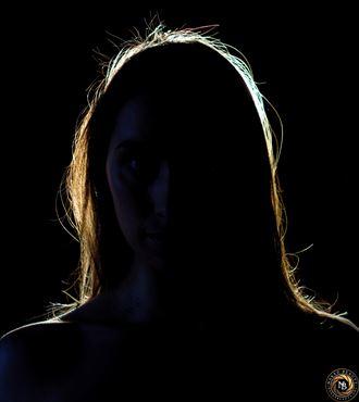 the face of naked beauty studio lighting photo by photographer nakedbeauty
