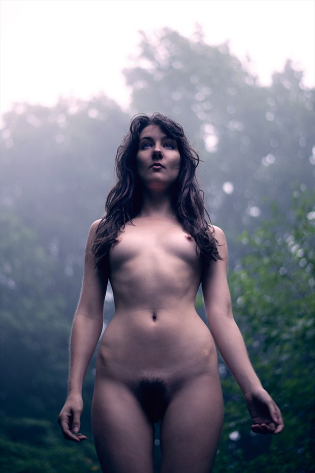the fog rolled in Artistic Nude Photo by Photographer Cassandra Panek