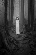 the forbidden forest nature photo by model morganagreen