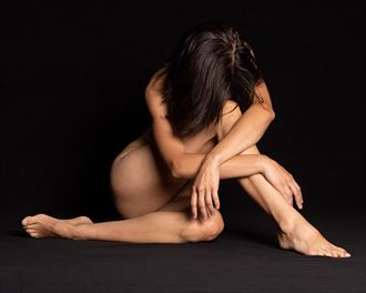 the form artistic nude artwork by photographer gpboyce