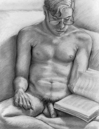 the freshman artistic nude artwork by photographer john mark clum