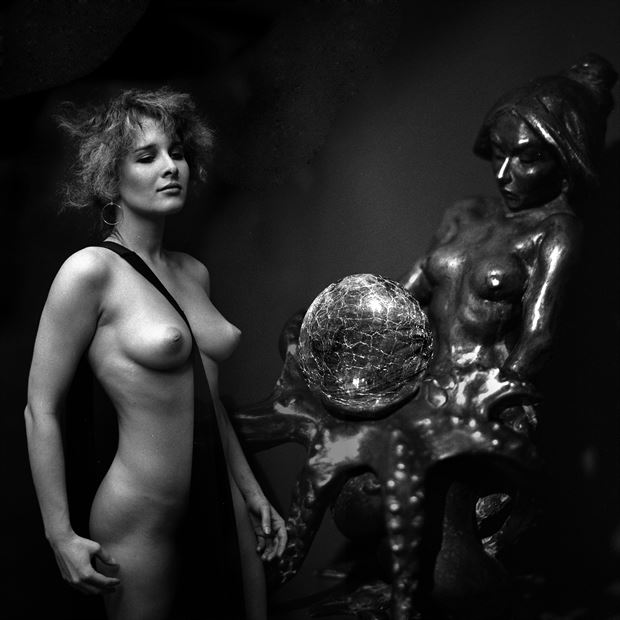 the gift sensual photo by artist jean jacques andre