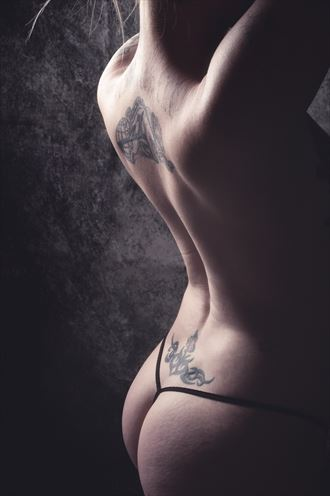 the girl with the tattoo tattoos photo by photographer mattiasgraves