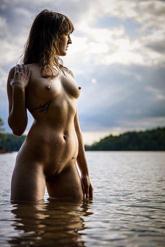 the goddess artistic nude photo by model jordane