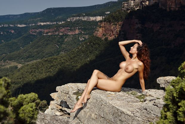the goddess artistic nude photo by photographer germansc