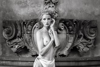 the goddess artistic nude photo by photographer o j
