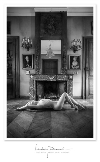the great great granddaughter Artistic Nude Photo by Photographer LudwigDesmet