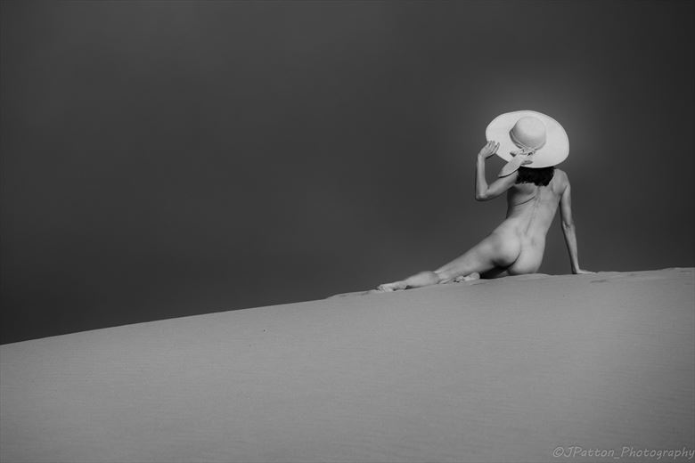 the hat artistic nude photo by photographer jcp photography