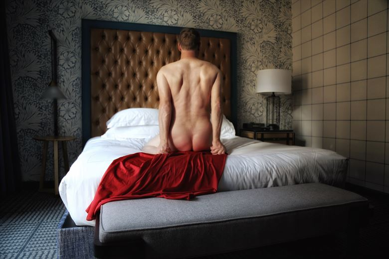 the hotel room artistic nude photo by photographer ashleephotog