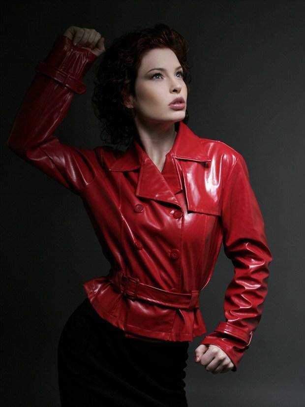 the jacket Studio Lighting Photo by Model chikara moth