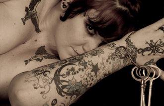 the keys tattoos photo by photographer ragnar