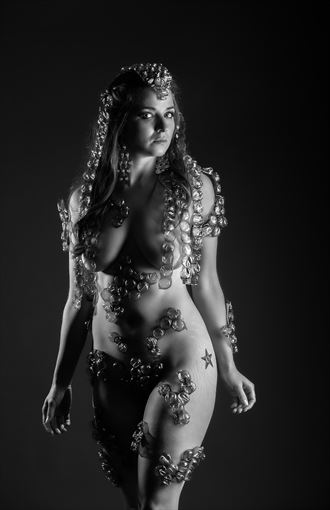 the lady from the lake artistic nude photo by photographer mslygh