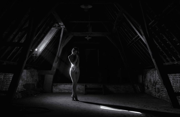 the light Artistic Nude Photo by Photographer BenErnst