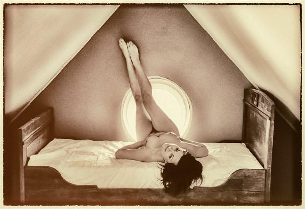 the loft Artistic Nude Photo by Photographer BenGunn