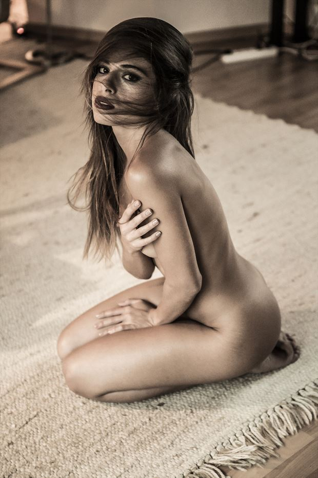 the look artistic nude photo by photographer looking_eye