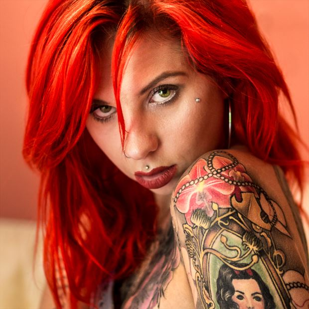 the look tattoos photo by photographer don t death