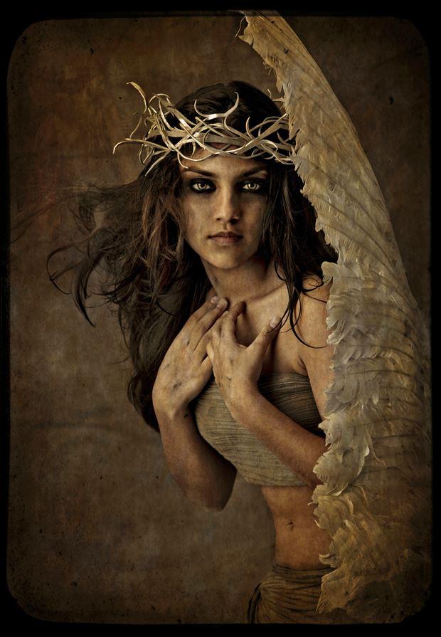 the messenger fantasy photo by photographer stu williamson
