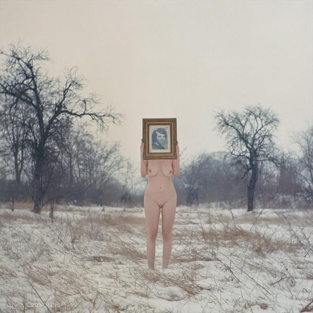 the mother Artistic Nude Photo by Photographer Anca Cernoschi