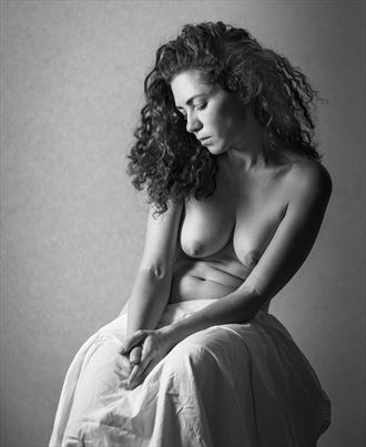 the mourner i artistic nude photo by photographer excelsior