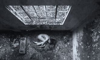 the nest artistic nude photo by photographer serenesunrise