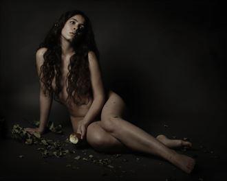 the original sin artistic nude artwork by artist hruby