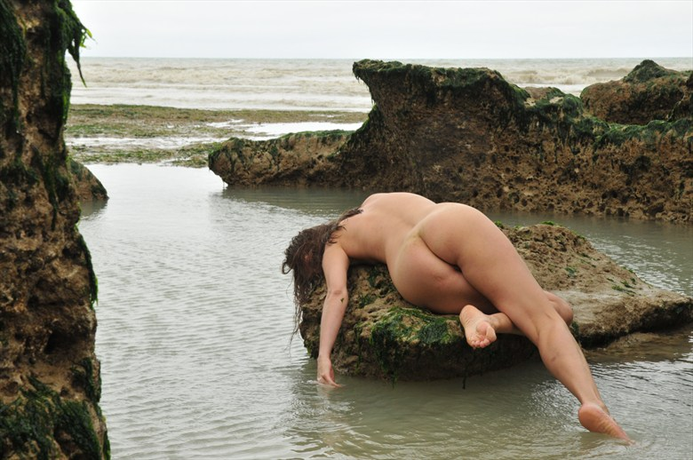 the other mermaid Artistic Nude Photo by Model Nelenu