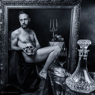 the philosopher artistic nude photo by photographer jbdi