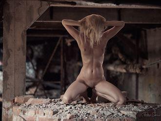 the platform artistic nude photo by photographer patriks